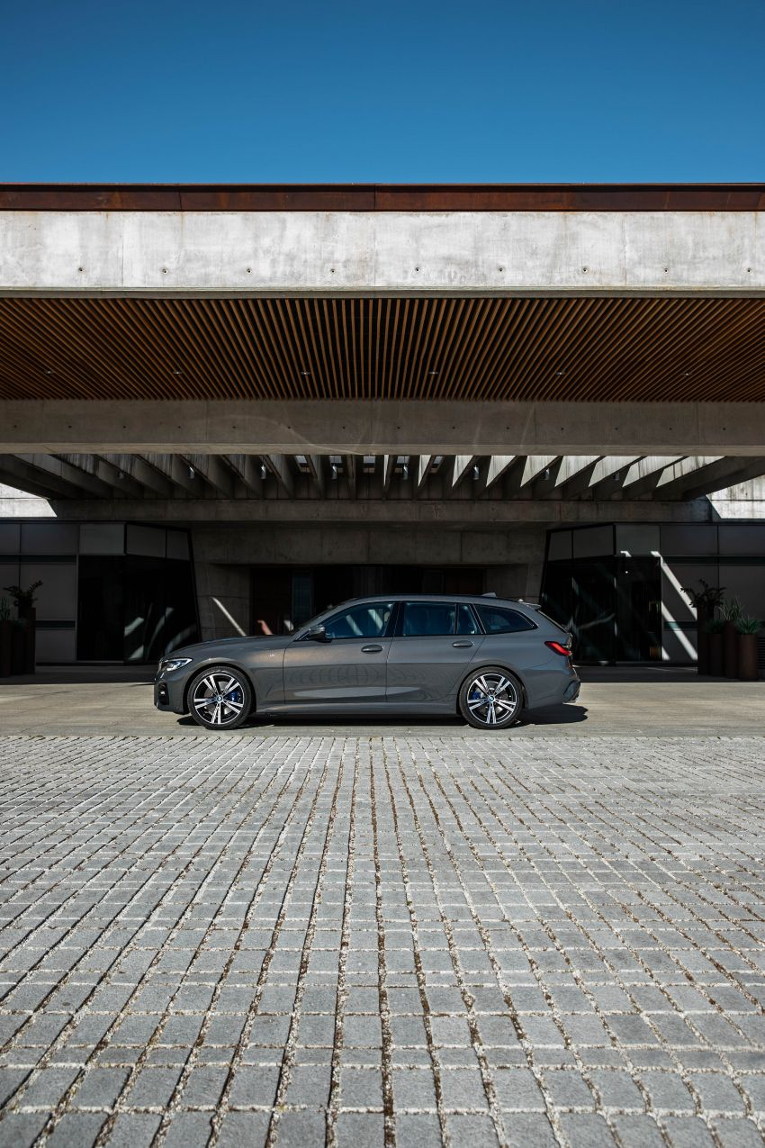 G21 BMW 3 Series Touring debuts – better practicality Image #970496