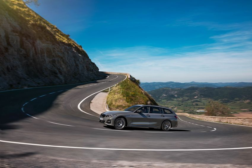 G21 BMW 3 Series Touring debuts – better practicality Image #970468