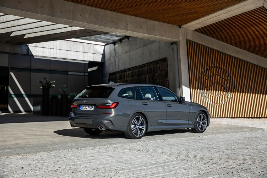 G21 BMW 3 Series Touring debuts – better practicality Image #970497