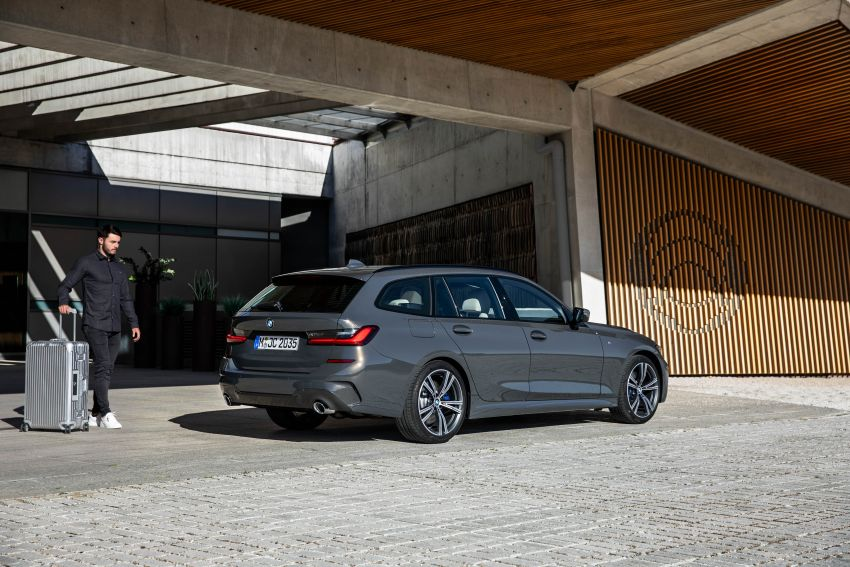 G21 BMW 3 Series Touring debuts – better practicality Image #970499
