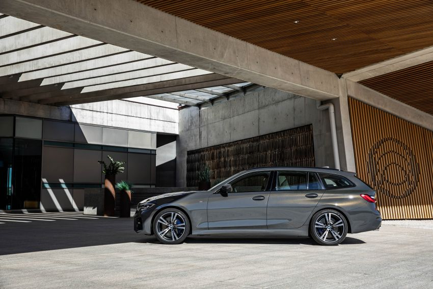 G21 BMW 3 Series Touring debuts – better practicality Image #970500
