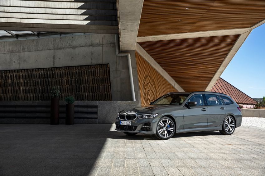 G21 BMW 3 Series Touring debuts – better practicality Image #970501