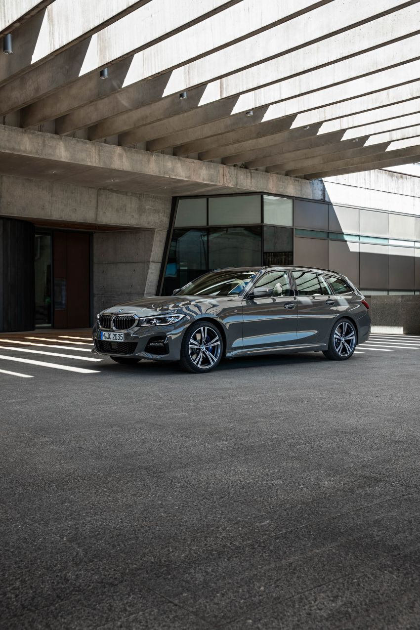 G21 BMW 3 Series Touring debuts – better practicality Image #970503
