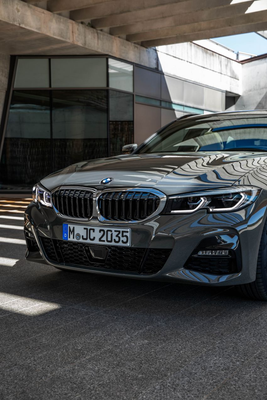 G21 BMW 3 Series Touring debuts – better practicality Image #970507