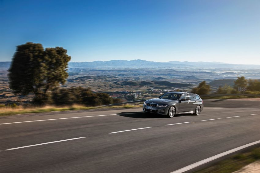 G21 BMW 3 Series Touring debuts – better practicality Image #970469