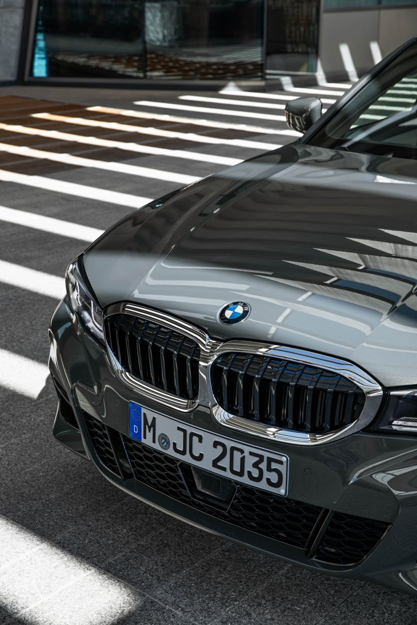 G21 BMW 3 Series Touring debuts – better practicality Image #970508