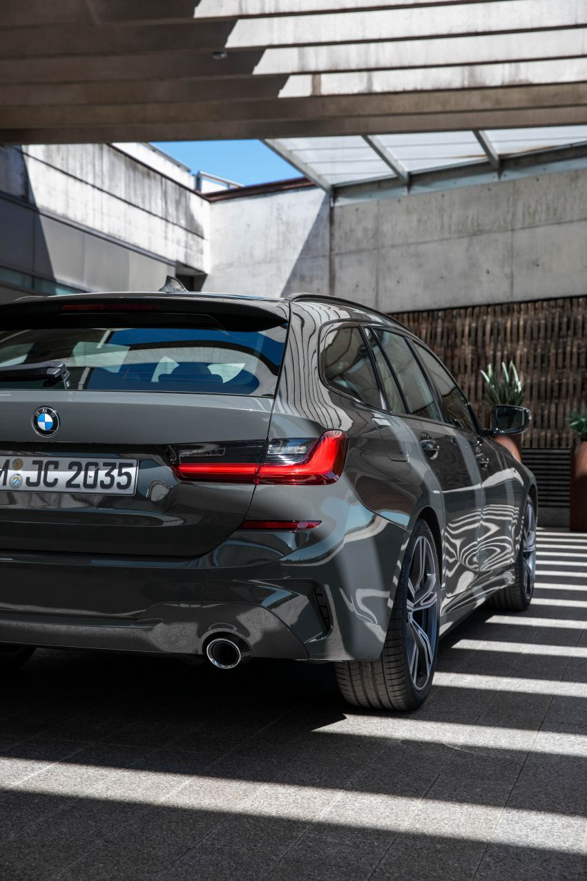 G21 BMW 3 Series Touring debuts – better practicality Image #970509