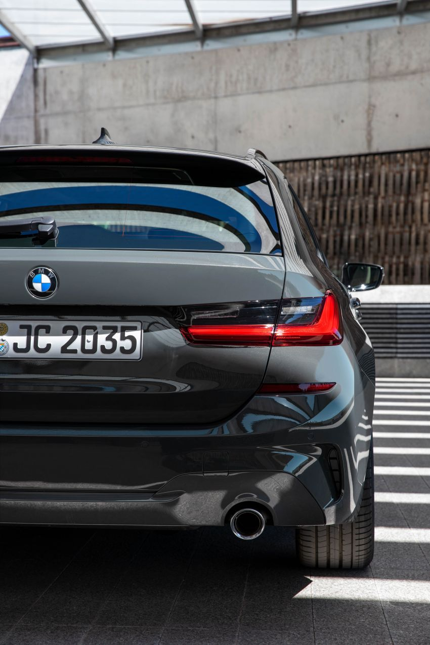 G21 BMW 3 Series Touring debuts – better practicality Image #970510