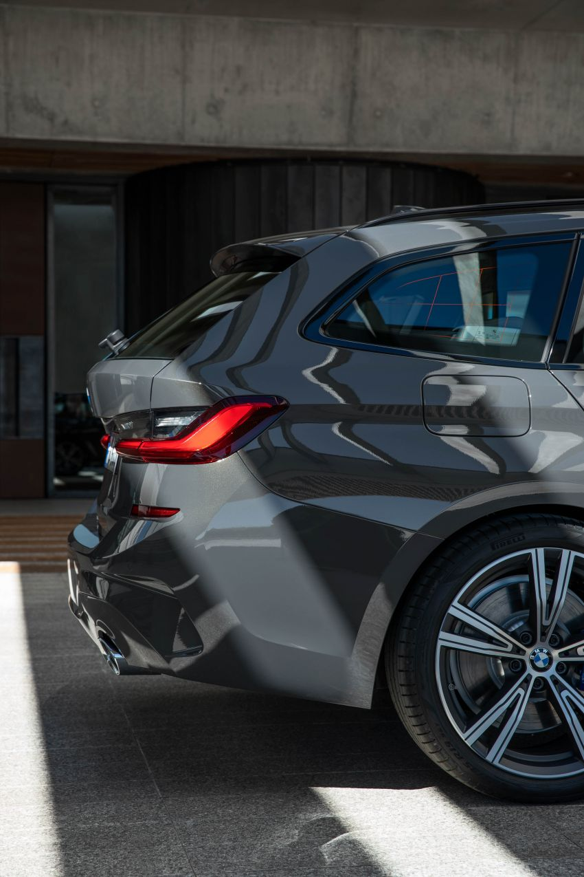 G21 BMW 3 Series Touring debuts – better practicality Image #970511