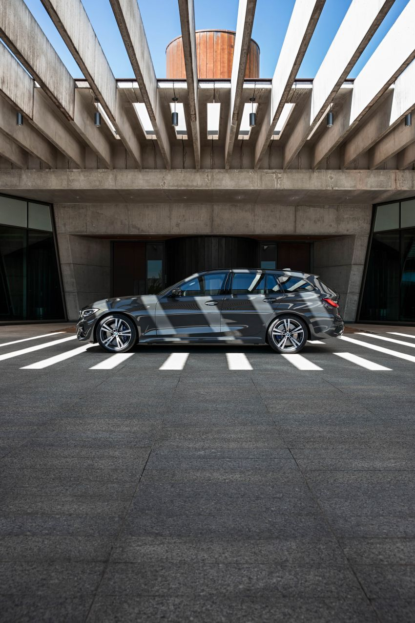 G21 BMW 3 Series Touring debuts – better practicality Image #970512