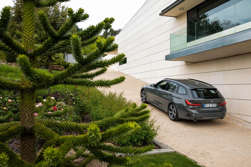 G21 BMW 3 Series Touring debuts – better practicality Image #970513