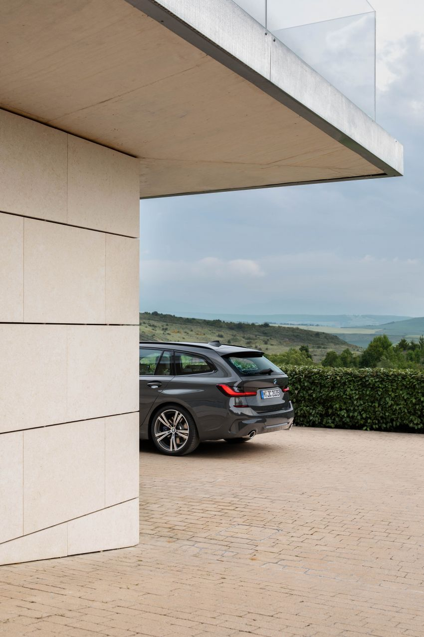 G21 BMW 3 Series Touring debuts – better practicality Image #970515