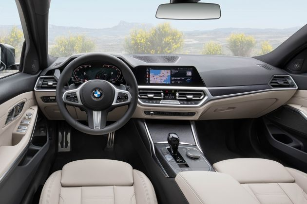 G21 BMW 3 Series Touring debuts - better practicality