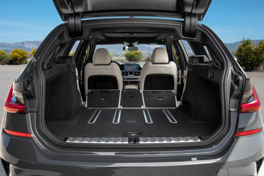 G21 BMW 3 Series Touring debuts – better practicality Image #970517