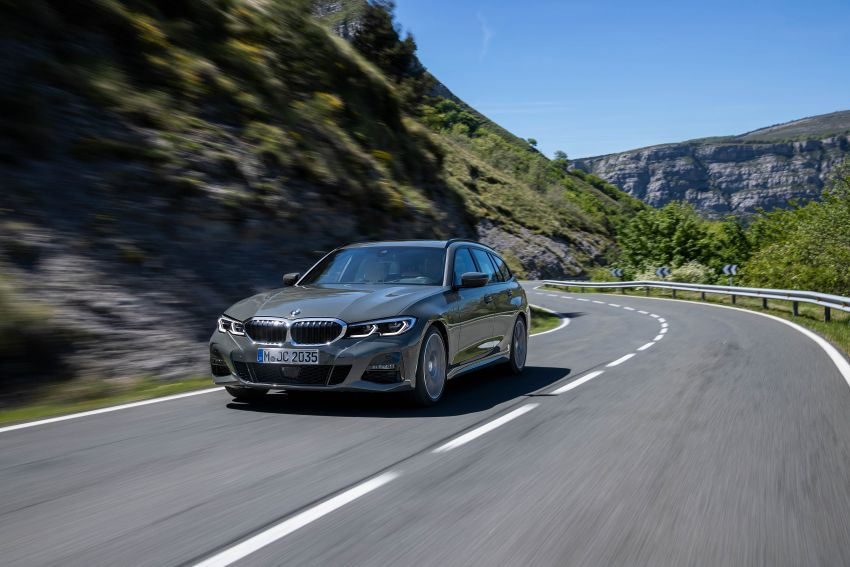 G21 BMW 3 Series Touring debuts – better practicality Image #970470