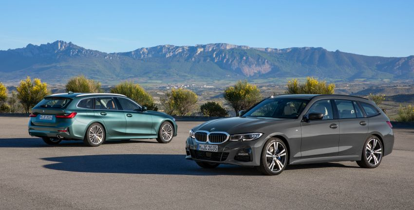 G21 BMW 3 Series Touring debuts – better practicality Image #970519