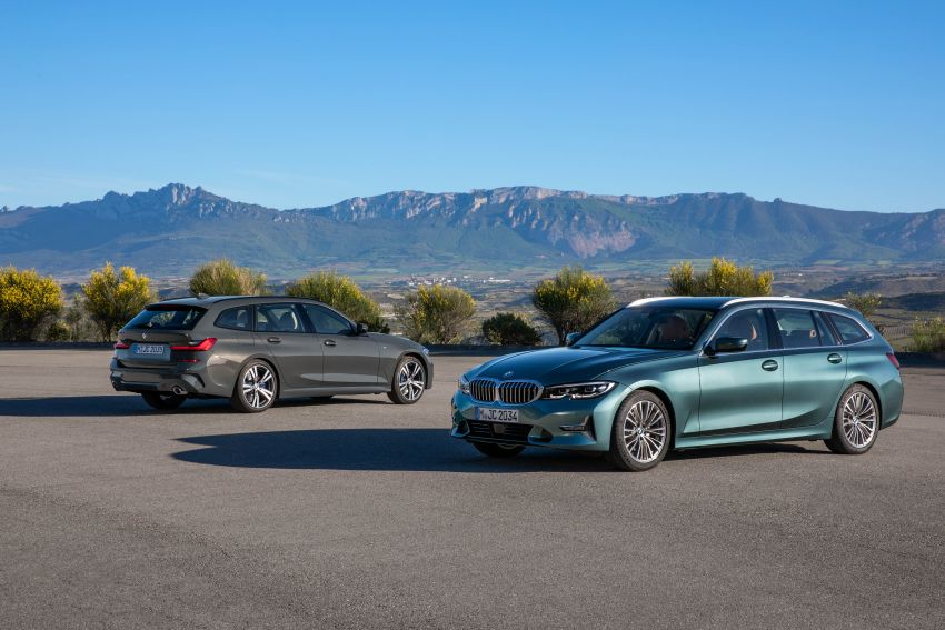 G21 BMW 3 Series Touring debuts – better practicality Image #970520