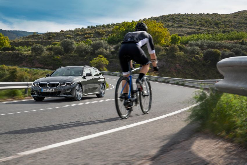 G21 BMW 3 Series Touring debuts – better practicality Image #970521