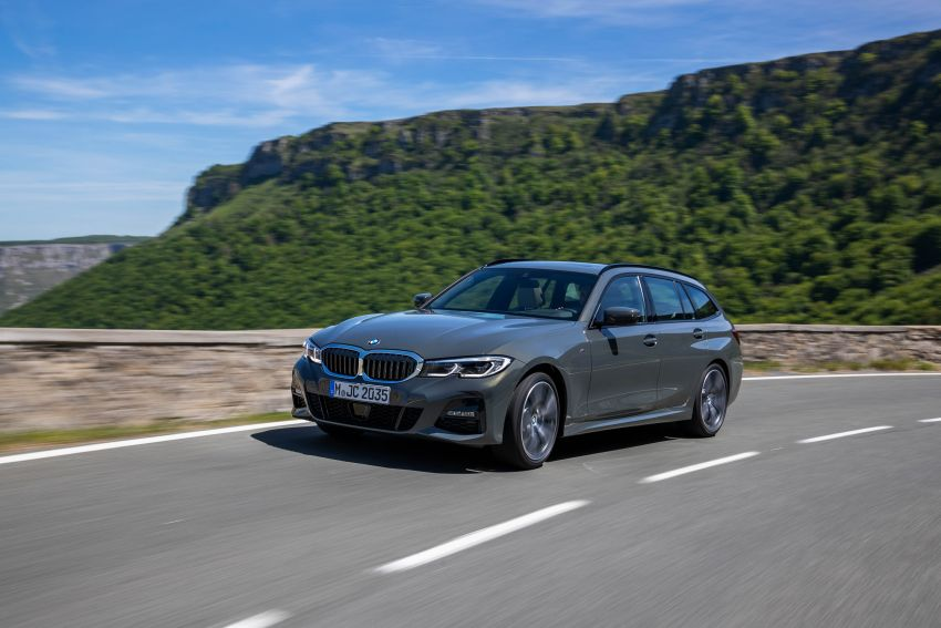 G21 BMW 3 Series Touring debuts – better practicality Image #970471