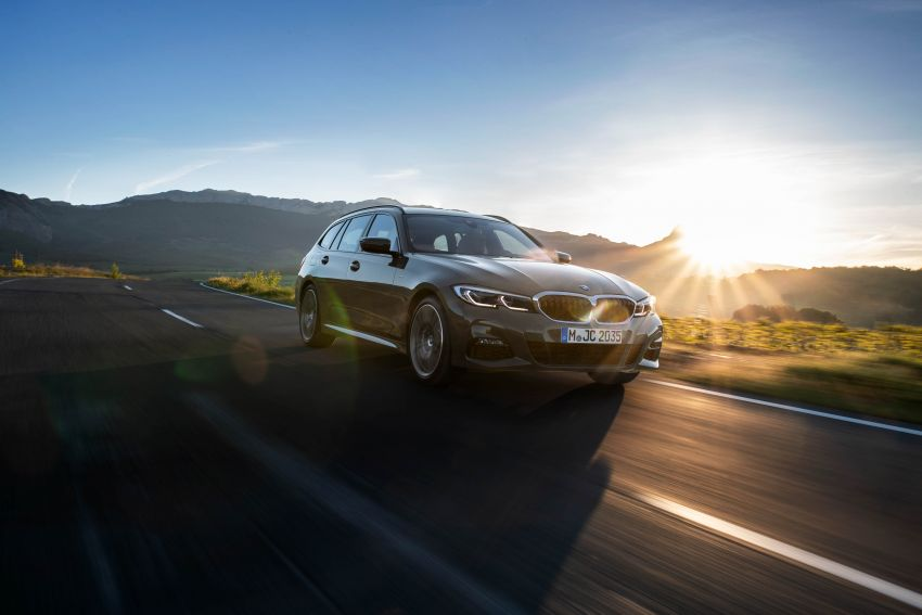 G21 BMW 3 Series Touring debuts – better practicality Image #970472