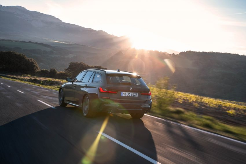 G21 BMW 3 Series Touring debuts – better practicality Image #970473