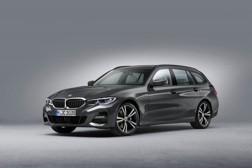 G21 BMW 3 Series Touring debuts – better practicality Image #970564