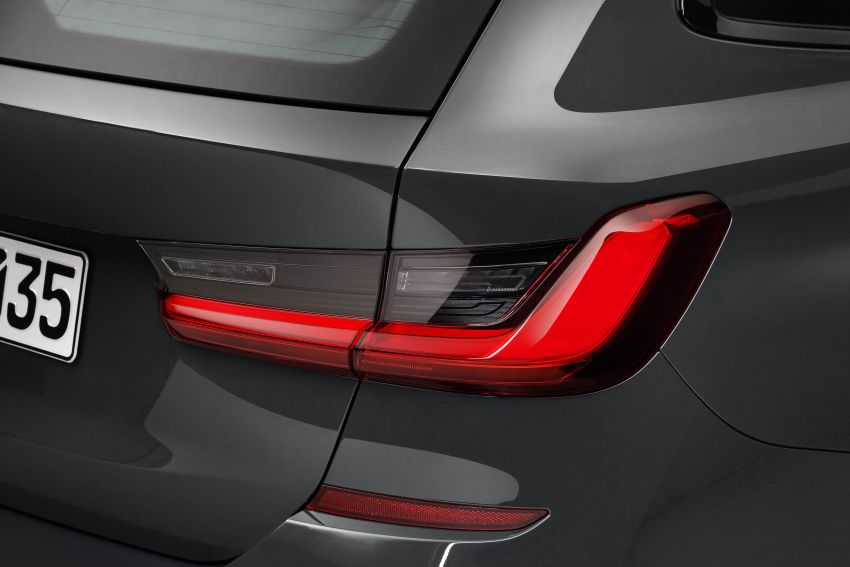 G21 BMW 3 Series Touring debuts – better practicality Image #970573