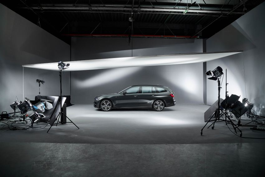 G21 BMW 3 Series Touring debuts – better practicality Image #970575