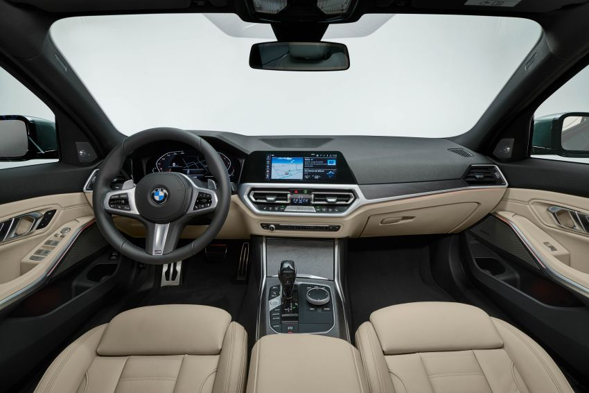 G21 BMW 3 Series Touring debuts – better practicality Image #970577