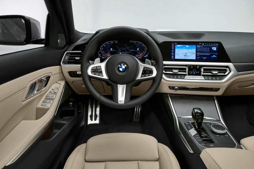 G21 BMW 3 Series Touring debuts – better practicality Image #970578
