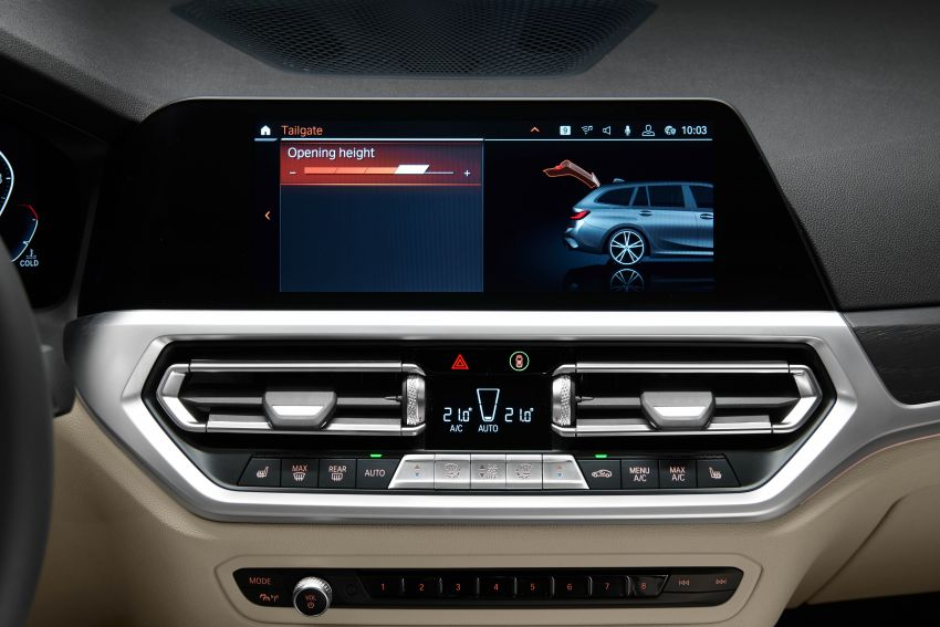G21 BMW 3 Series Touring debuts – better practicality Image #970579