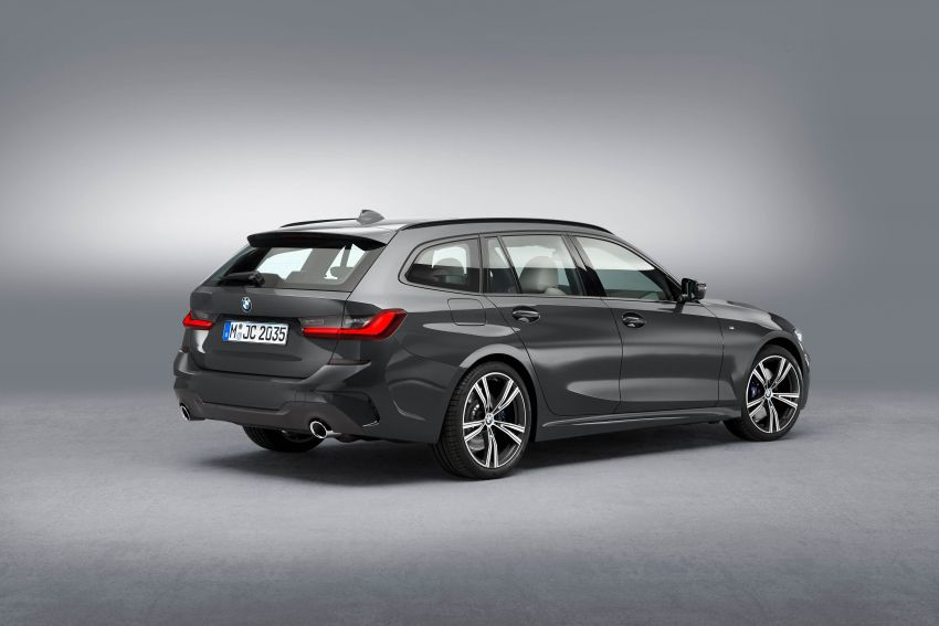 G21 BMW 3 Series Touring debuts – better practicality Image #970565