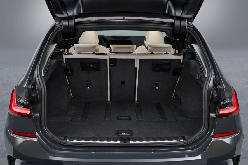 G21 BMW 3 Series Touring debuts – better practicality Image #970591