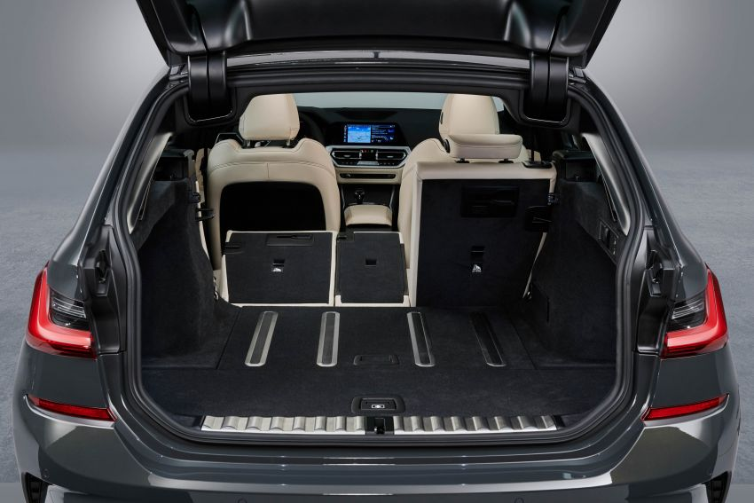 G21 BMW 3 Series Touring debuts – better practicality Image #970592