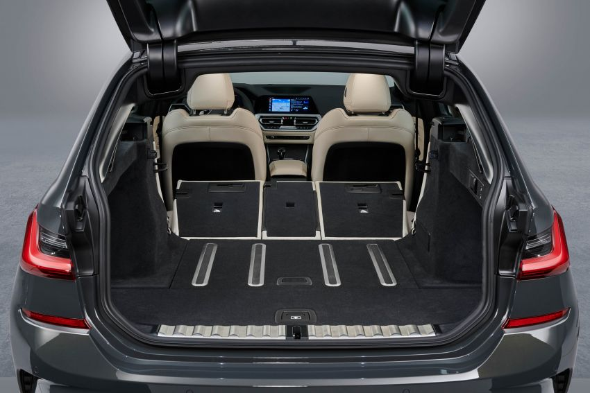 G21 BMW 3 Series Touring debuts – better practicality Image #970593