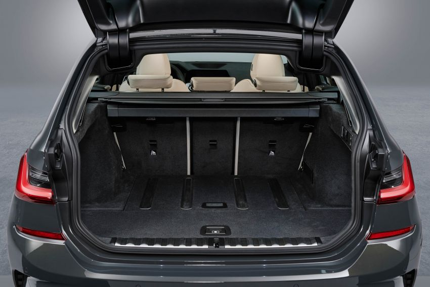 G21 BMW 3 Series Touring debuts – better practicality Image #970594