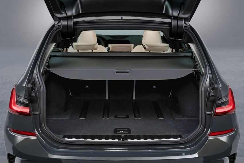 G21 BMW 3 Series Touring debuts – better practicality Image #970595