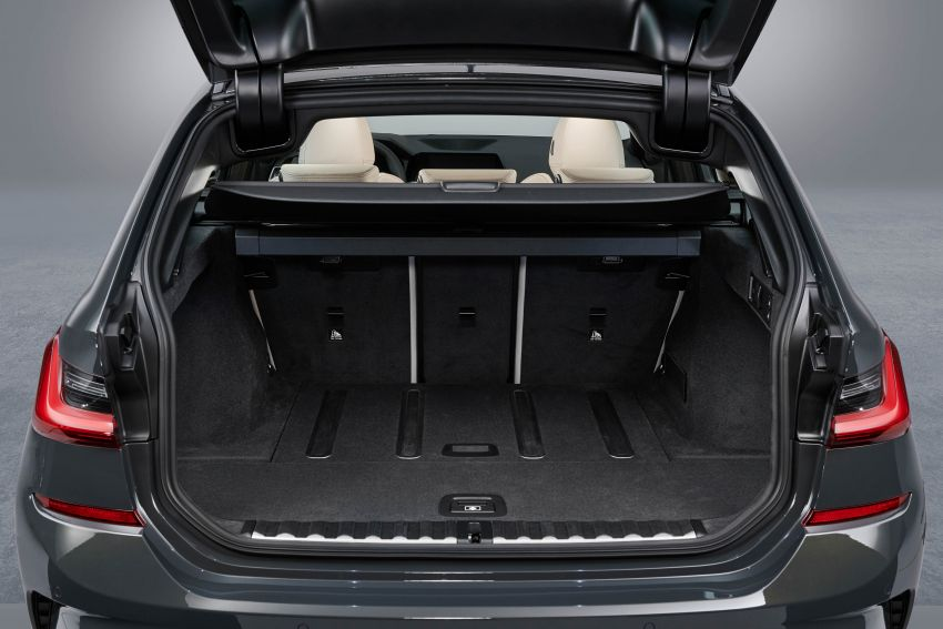 G21 BMW 3 Series Touring debuts – better practicality Image #970596