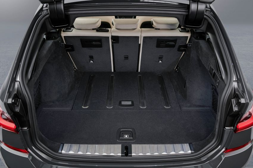 G21 BMW 3 Series Touring debuts – better practicality Image #970599