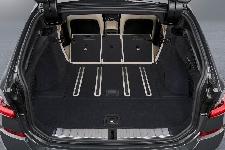 G21 BMW 3 Series Touring debuts – better practicality Image #970600