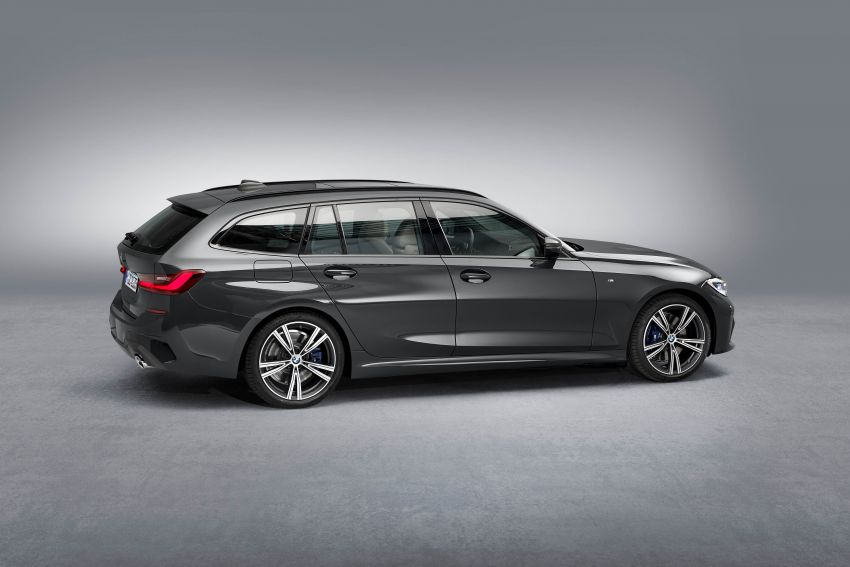 G21 BMW 3 Series Touring debuts – better practicality Image #970566