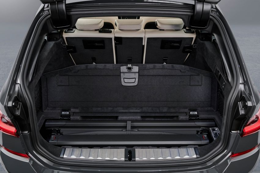 G21 BMW 3 Series Touring debuts – better practicality Image #970601