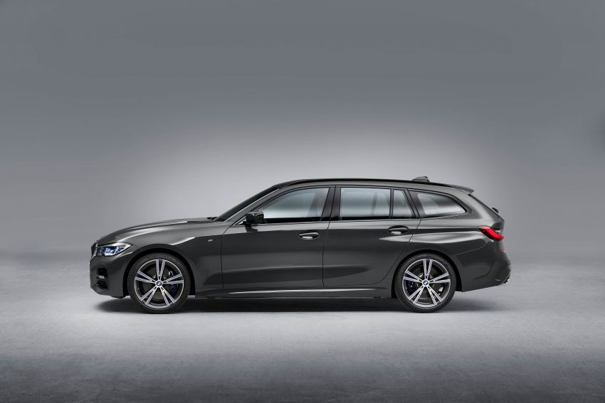 G21 BMW 3 Series Touring debuts – better practicality Image #970567