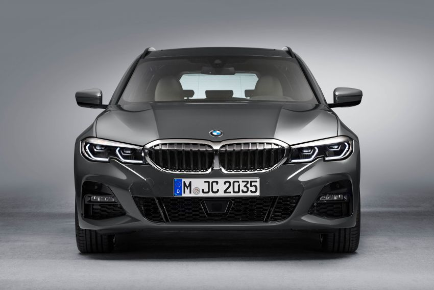 G21 BMW 3 Series Touring debuts – better practicality Image #970568