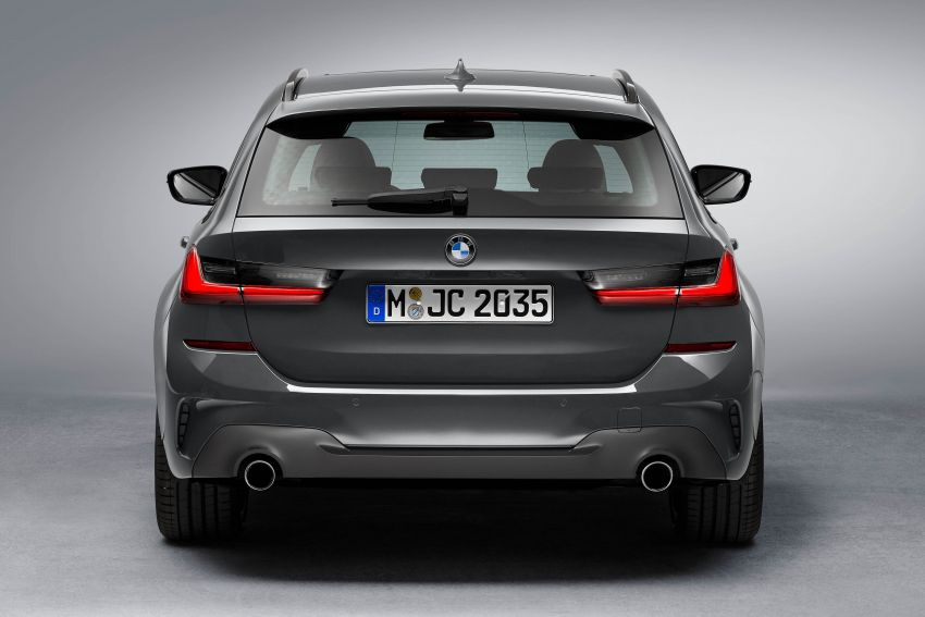 G21 BMW 3 Series Touring debuts – better practicality Image #970569