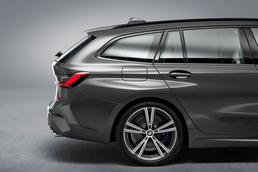 G21 BMW 3 Series Touring debuts – better practicality Image #970570