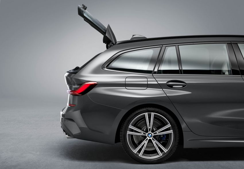 G21 BMW 3 Series Touring debuts – better practicality Image #970571