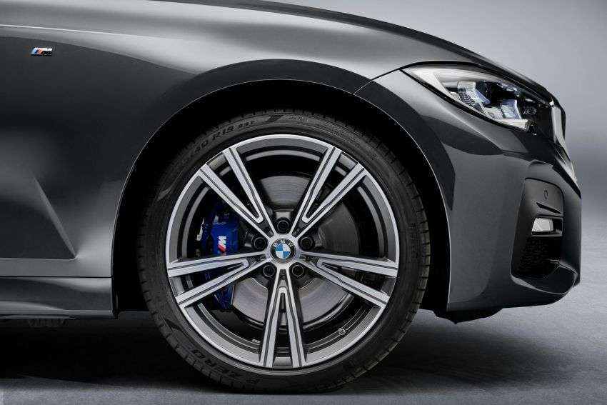 G21 BMW 3 Series Touring debuts – better practicality Image #970572