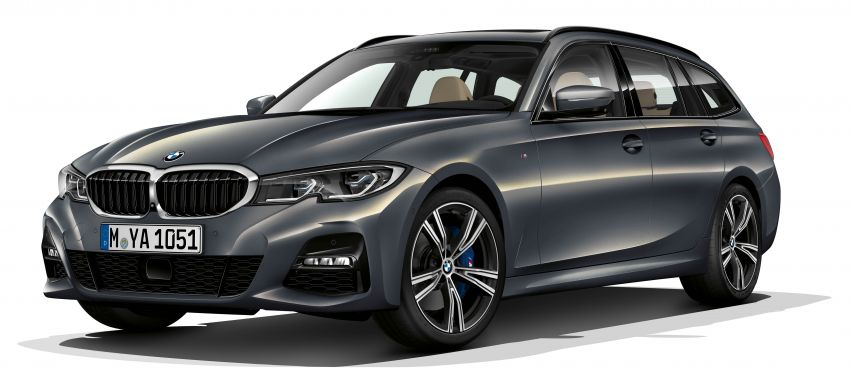 G21 BMW 3 Series Touring debuts – better practicality Image #970604