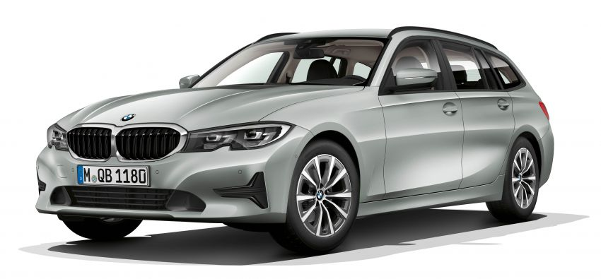 G21 BMW 3 Series Touring debuts – better practicality Image #970613